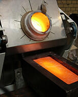 Induction Casting - Induction Melter