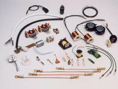 Soldered Electromechanical Components
