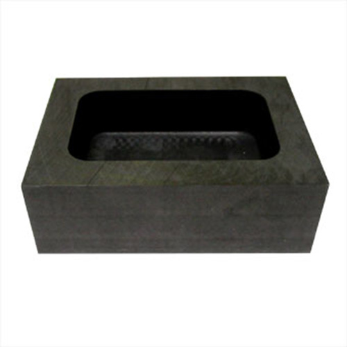 10oz Graphite Ingot Mold