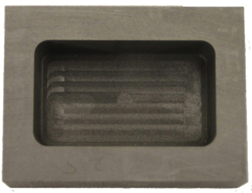 25oz Graphite Ingot Mold