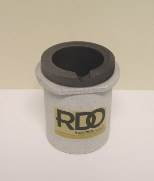 Graphite & SiC Melting Crucible Supplier | RDO Induction L L C