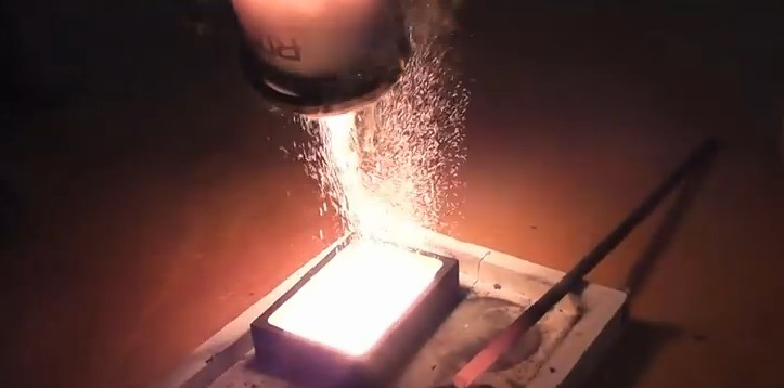 Gold Melting Furnace